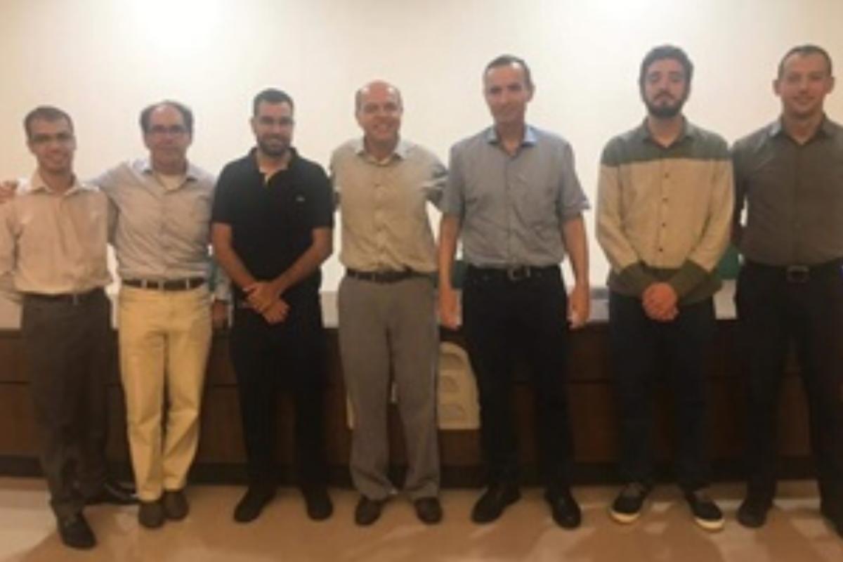 CBT participa de mesa-redonda na FEI abordando casos de obras e área acadêmica