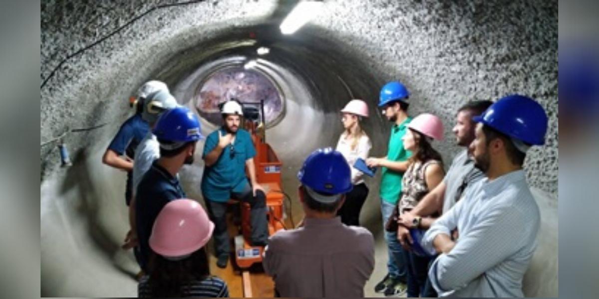 CBT Young Members realiza visita técnica a Projeto Tietê