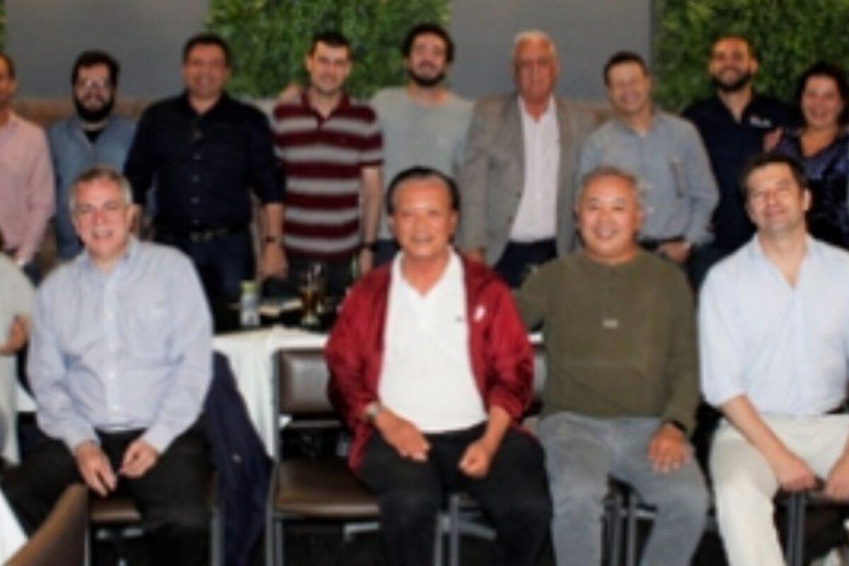 Com a presença do presidente da ITA, comitiva brasileira ao WTC 2019 reúne-se em SP