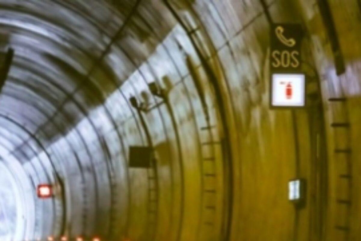 Norma de proteção contra incêndio em túneis entrou em vigor em março depois de passar por revisão
