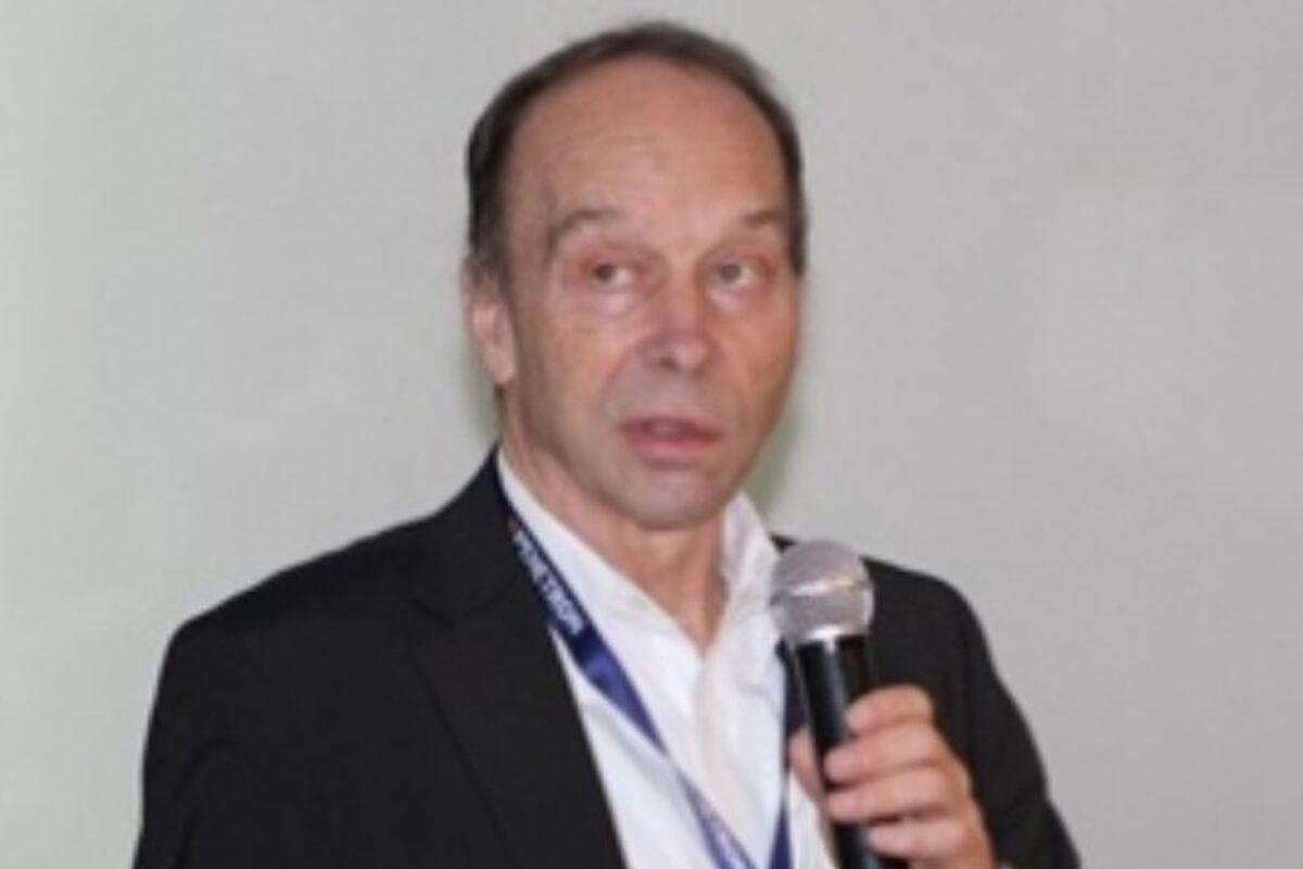 Soren Eskesen fala sobre túneis imersos. Assista ao vídeo