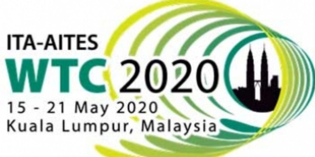 Prazo prorrogado: WTC 2020 recebe resumos até 30 de junho