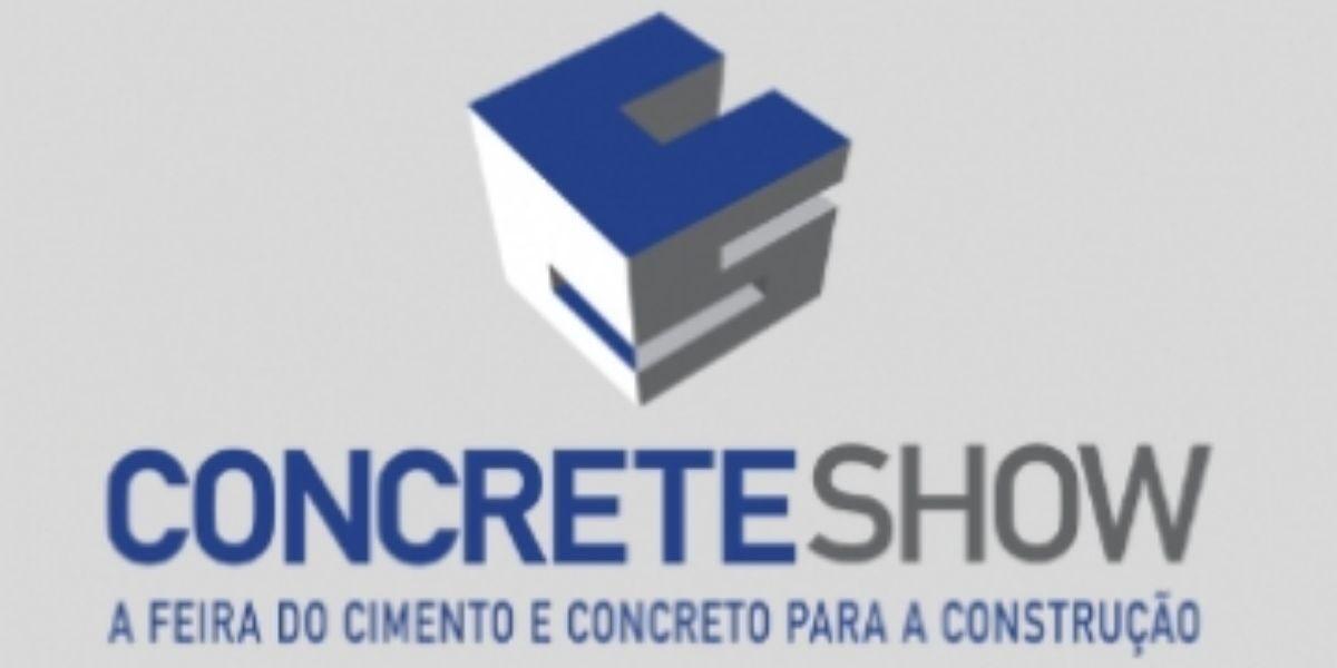 CBT participa da 12ª edição do Concrete Show, de 14 a 16 de agosto