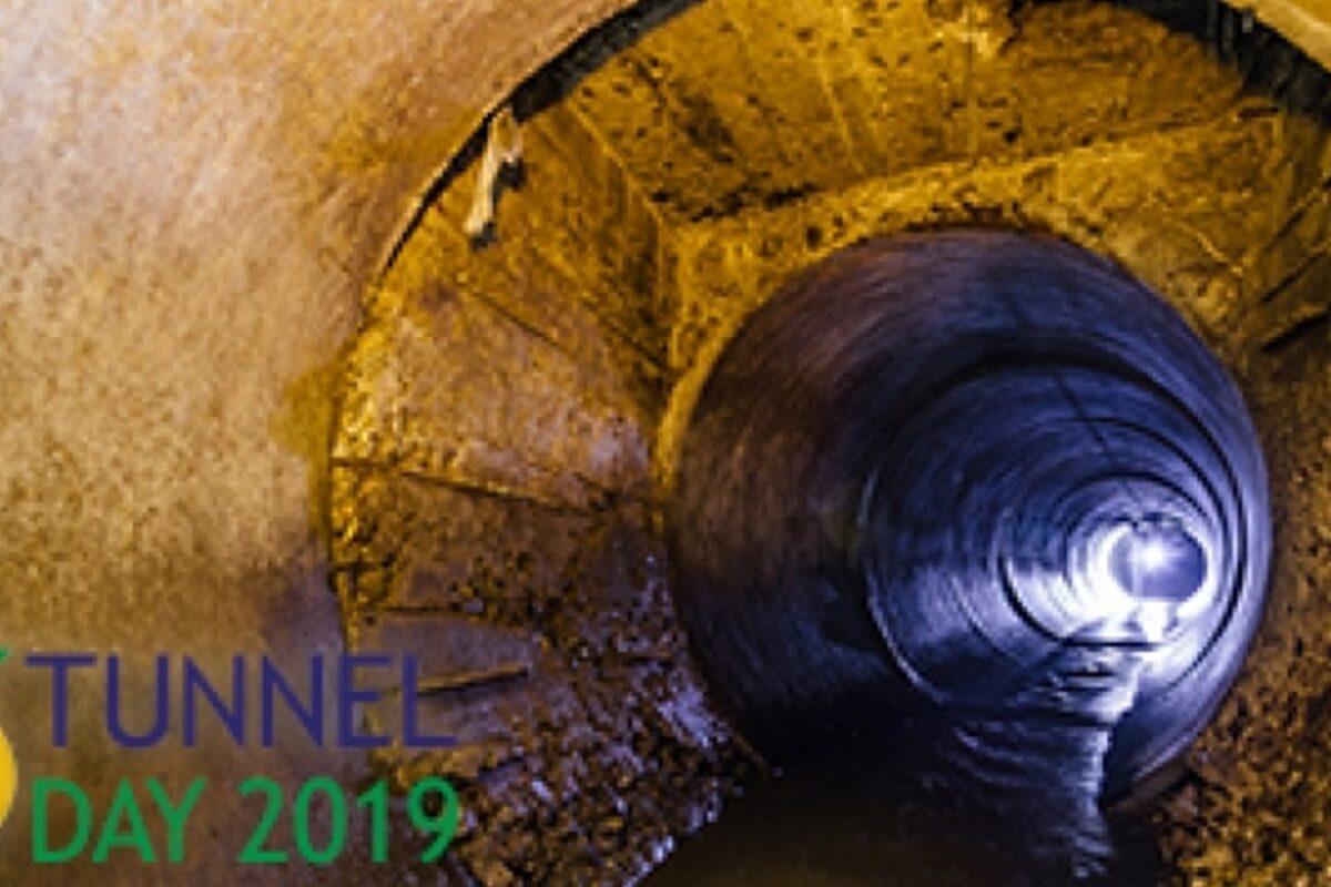 Tunnel Day 2019 vai abordar Pequenos Diâmetros, Grandes Soluções. Participe!