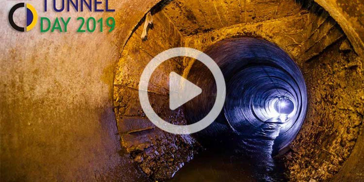 Assista à reportagem sobre o Tunnel Day 2019