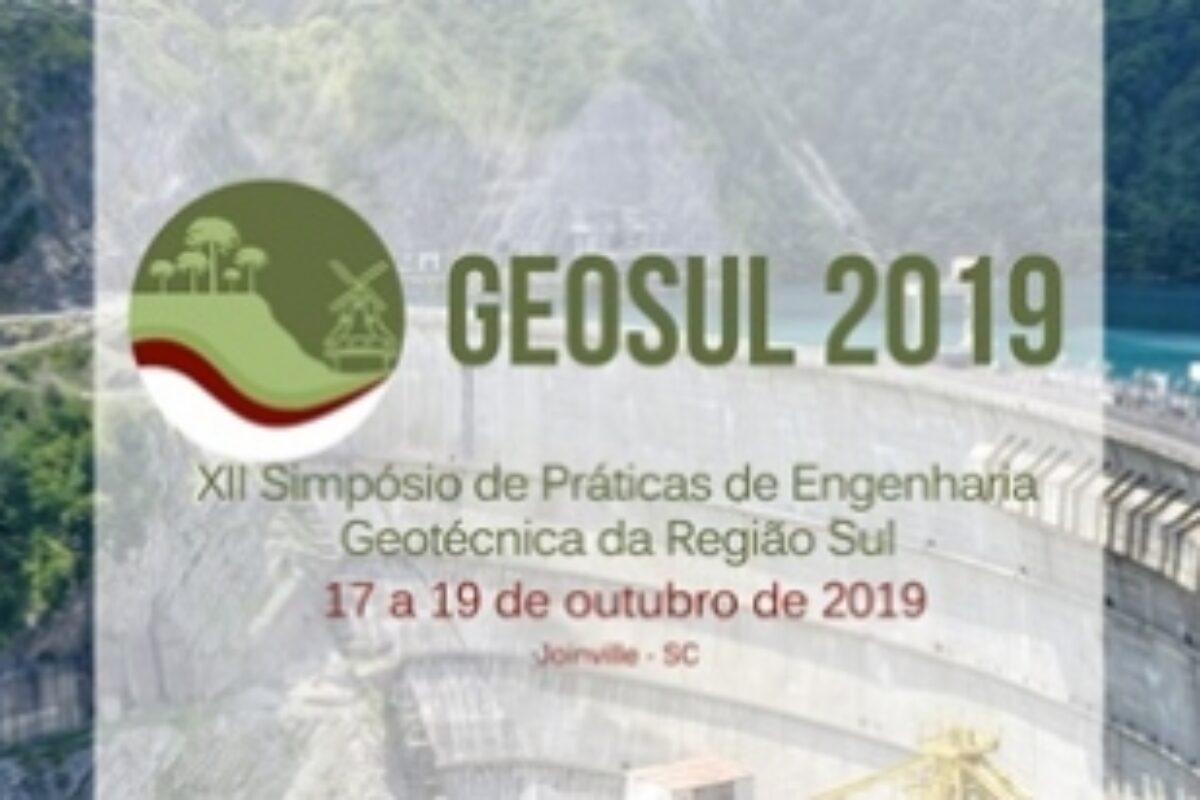 Joinville recebe a 12ª edição do GeoSul de 17 a 19 de outubro