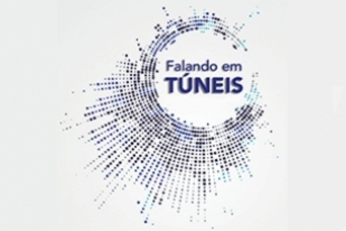 No ar, #6 episódio do Falando em Túneis conclui participação de Tarcísio B. Celestino