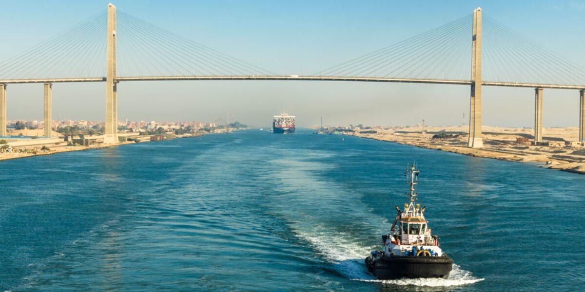 Gustavo Aguiar fala no próximo CBTym Talks de túnel sob o Canal de Suez