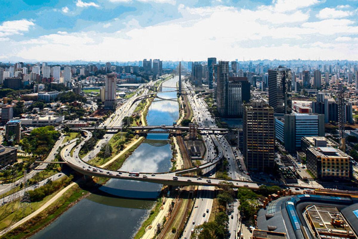Magali Gurgueira aborda Travessia sob o rio Pinheiros em NATM