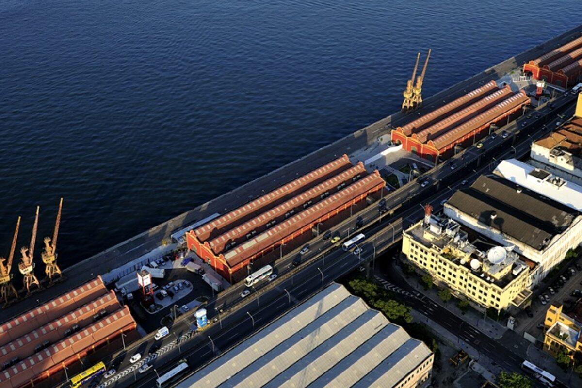 Webinário CBT aborda os recalques nas obras do Porto Maravilha
