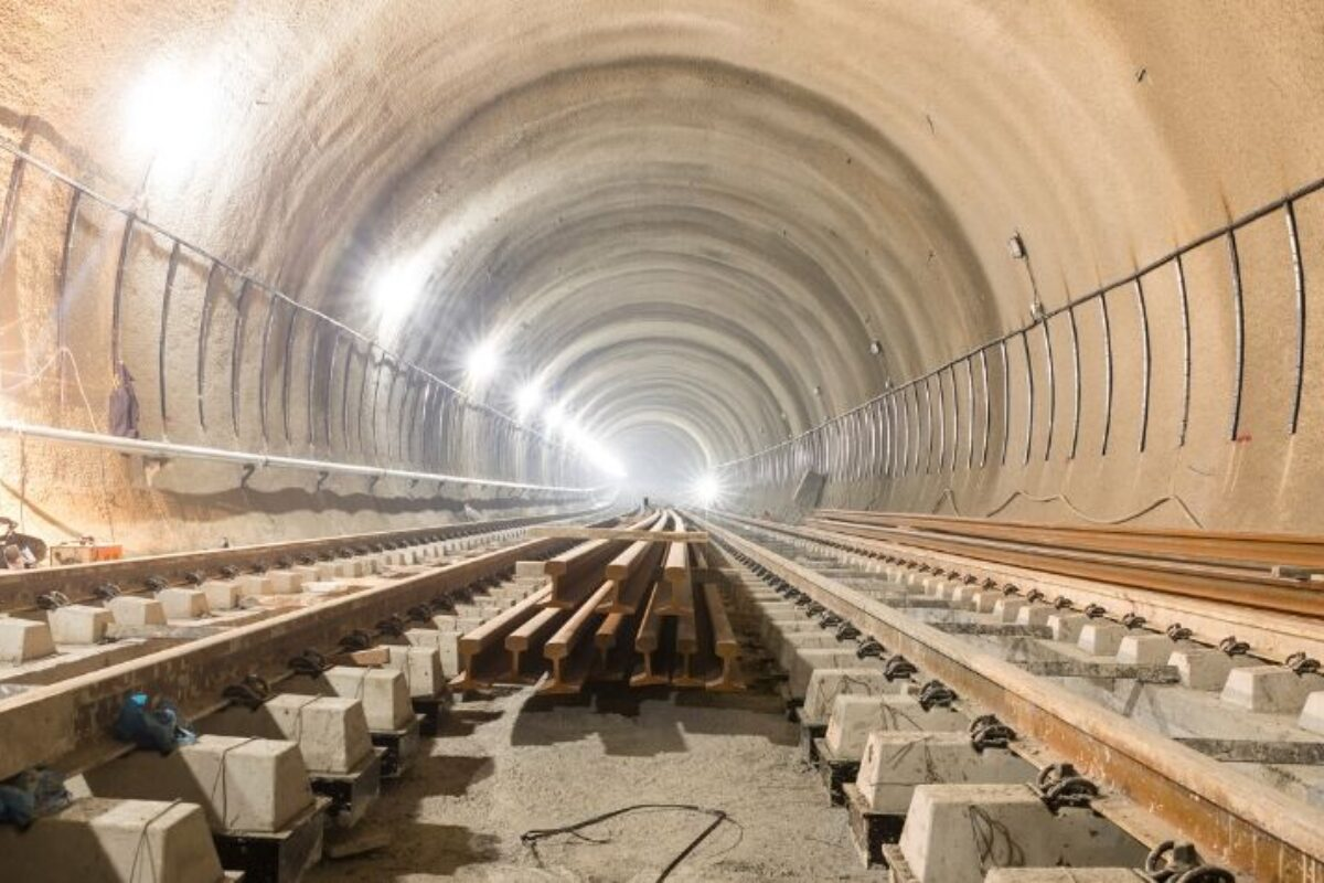 Stuttgart 21: Túnel do Aeroporto foi tema do 11º CBTym Talks