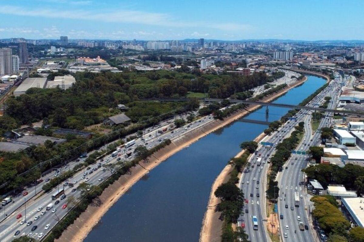 Webinário CBT discute túneis para despoluição do Rio Tietê. Dia 20/8, às 19h