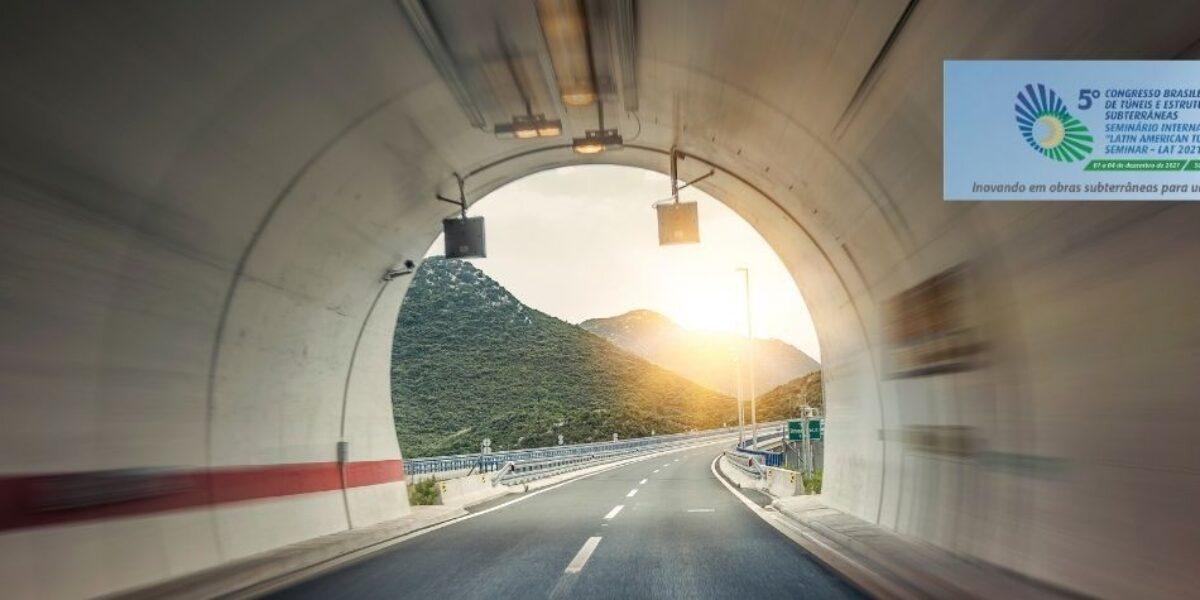 CBT realizará o 5º Congresso Brasileiro de Túneis e Estruturas Subterrâneas