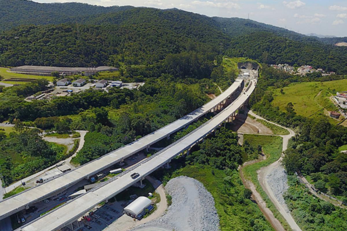 Com 13 túneis, obras do Rodoanel Norte devem ser retomadas em 2021, movimentando o mercado