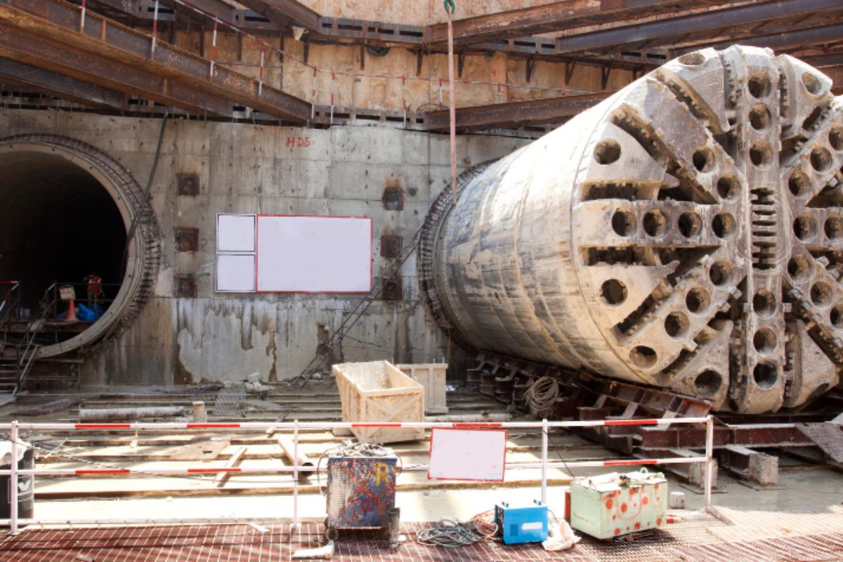 Roberto Kochen falou sobre a importância do uso do TBM nas obras de infraestrutura