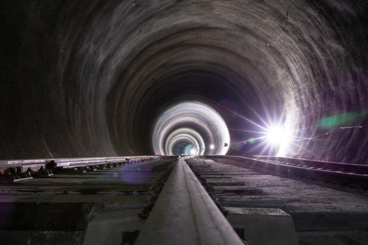 Lucas Lisboa apresentou sistemas de cristalização e de injeção em obras de túneis