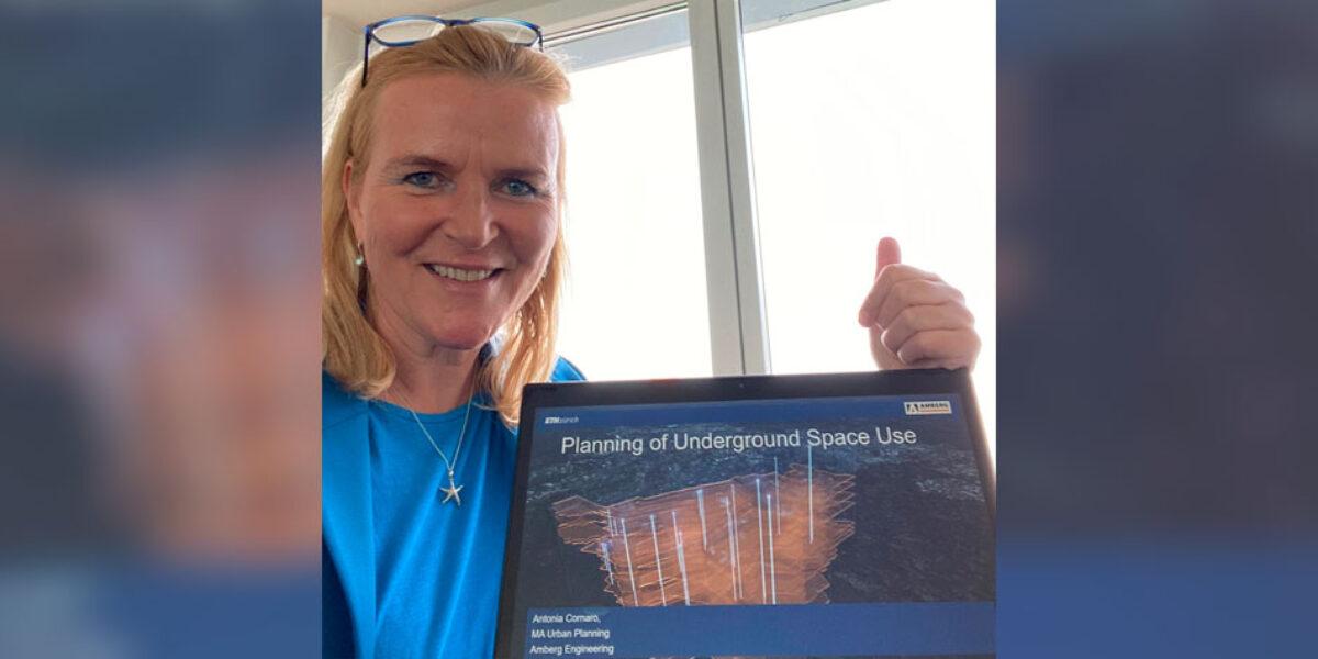 Antonia Cornaro presents Perspective on Underground Space: Past, Present, Future in the next CBT Webinar