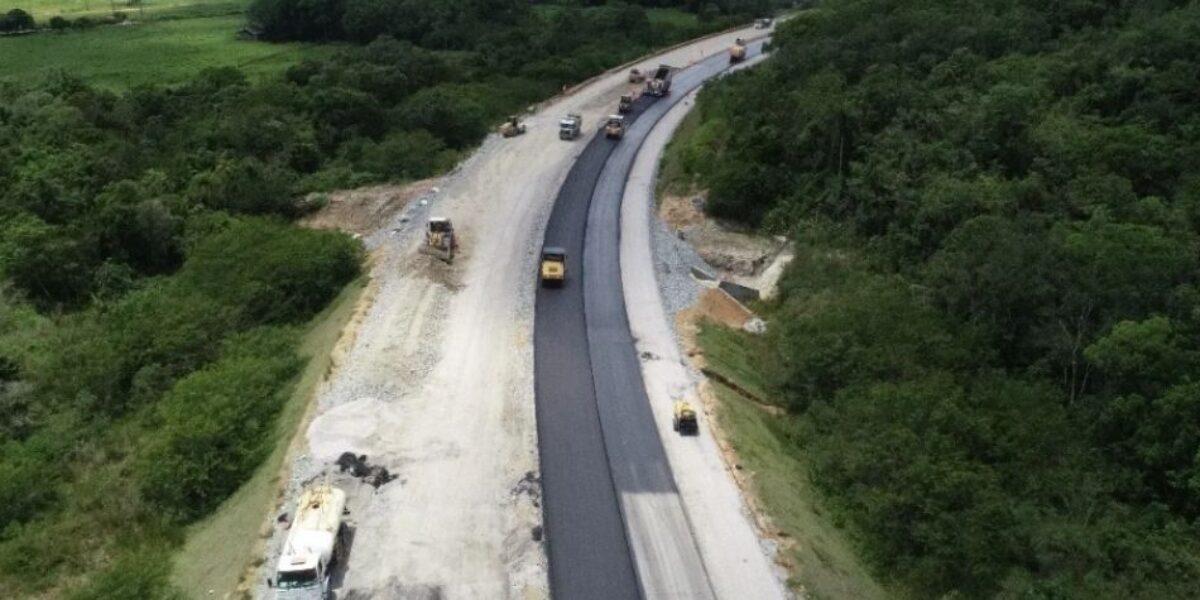 Contorno Viário de Florianópolis terá quatro túneis duplos
