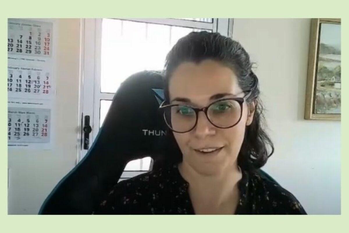 Envie seu resumo ao 5º CBT! Assista ao convite de Daniela Garroux, tesoureira do CBT