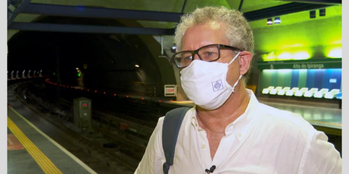 Em entrevista à Globo, Hugo Rocha fala sobre a geologia de São Paulo