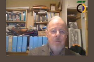 Nick Barton submete artigo ao 5º CBT. Assista ao vídeo
