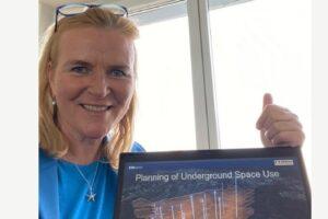 Antonia Cornaro conta em vídeo de um minuto porque explorar o subterrâneo