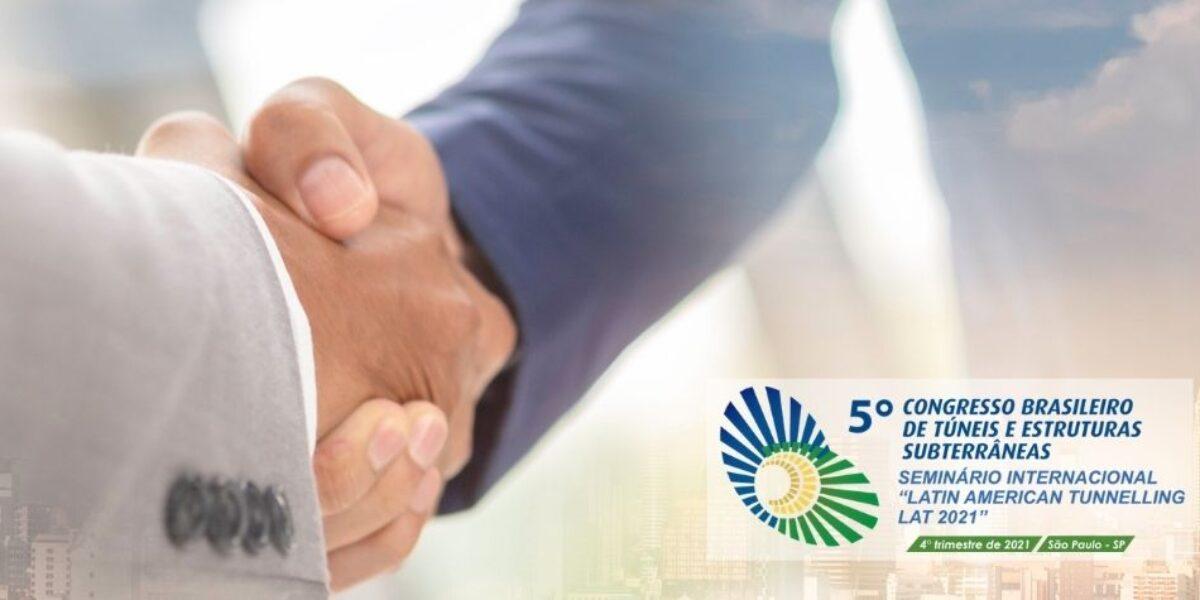 Conheça as empresas patrocinadoras do 5º CBT